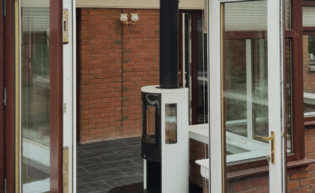 Conservatory Stove Installation - Stove Doctor