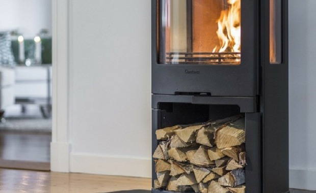 Free Standing Stove Installation - Stove Doctor
