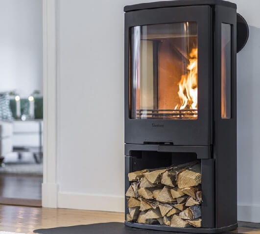 Free Standing Stove Installations - stove doctor