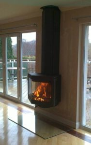 Free Standing Stove Installations - Stove Doctor (1)
