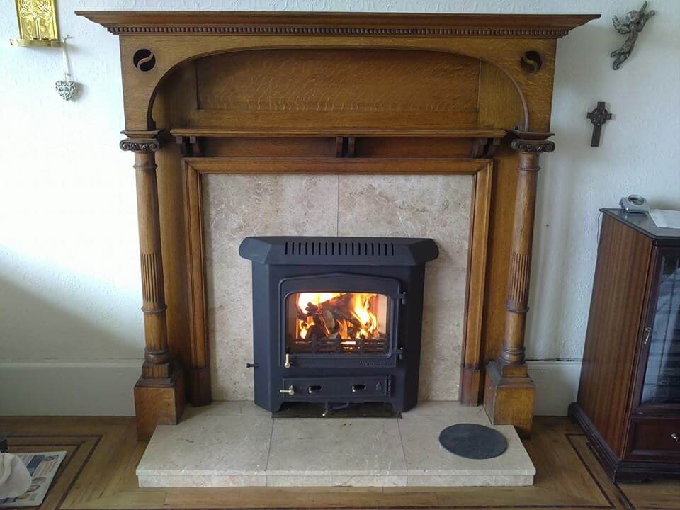 Inset Stove Installations Stove Doctor Hetas Approved