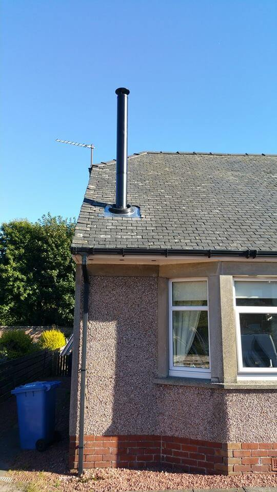 Chimney And Flue Installations Hetas Amp Nacs Approved