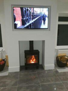 inglenook stove installation - stove doctor