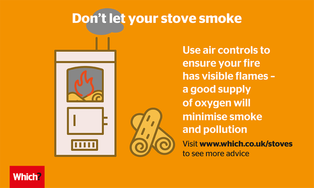 Don't let your stoves smoke image